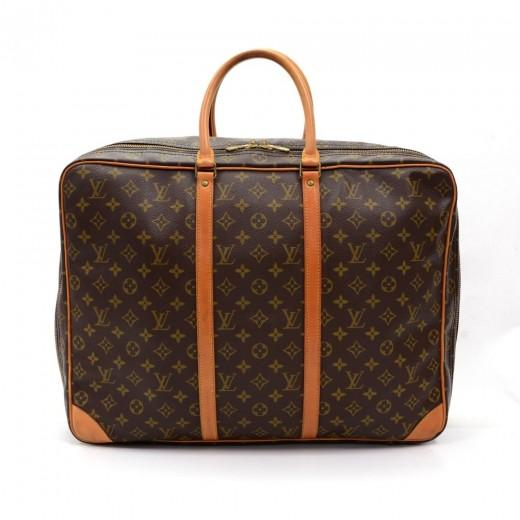 Louis Vuitton Vintage Louis Vuitton Sirius 50 Monogram Canvas Travel ... 34fe031845f32