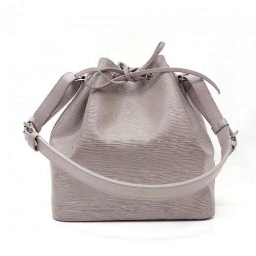 Louis Vuitton Louis Vuitton Petit Noe Lilac Epi Leather Shoulder Bag d95a37ef9ca82
