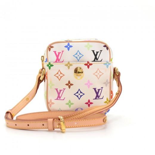 2ba88ab29257 White Multicolor Louis Vuitton Purse - Best Purse Image Ccdbb.Org