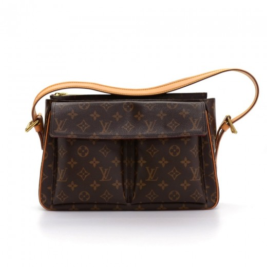 Louis Vuitton Louis Vuitton Viva Cite GM Monogram Canvas Shoulder Bag b2cd2f2751
