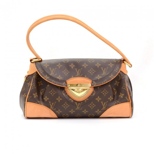 13192677e573 Louis Vuitton Louis Vuitton Beverly MM Monogram Canvas Shoulder Hand ...