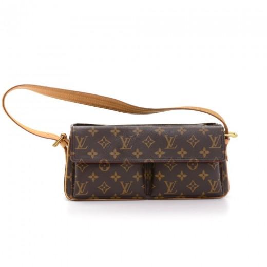 cde408fffd81 Louis Vuitton Louis Vuitton Viva Cite MM Monogram Canvas Shoulder ...