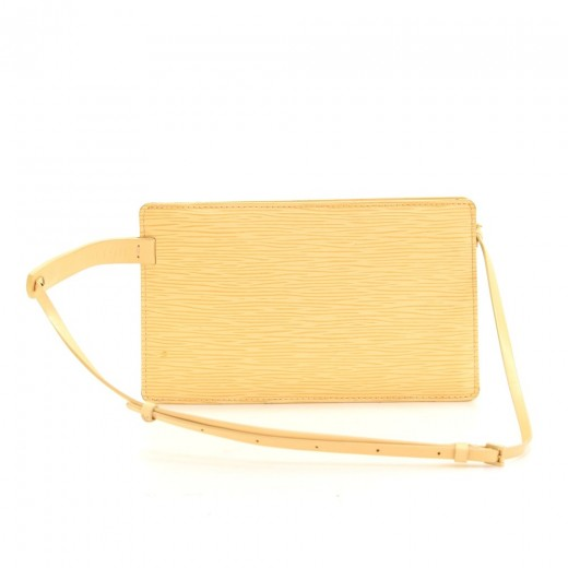 0ecd3b6d5bf7 Louis Vuitton Louis Vuitton Rochelle Vanilla Epi Leather Waist ...