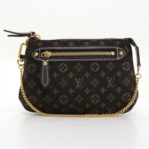 e91e0293341 Louis Vuitton Louis Vuitton Mini Pochette Accessories Dark Brown ...