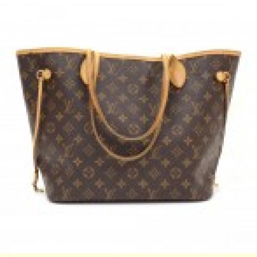 de7b926d3 Louis Vuitton Louis Vuitton Neverfull MM Monogram Canvas Shoulder ...