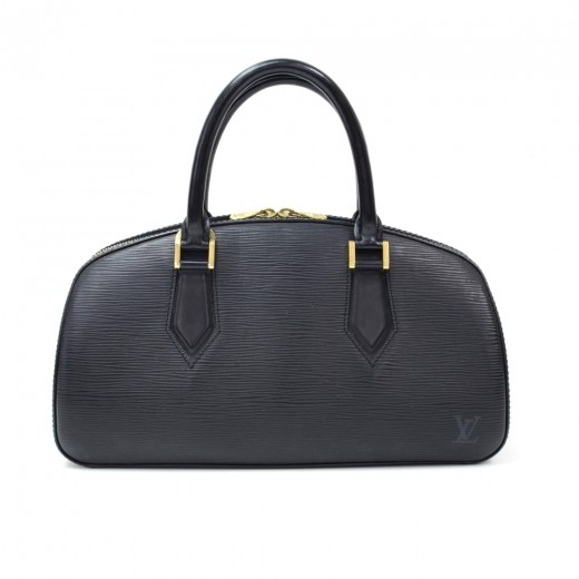 Louis Vuitton Jasmin Black Epi Leather Hand Bag bnUBW