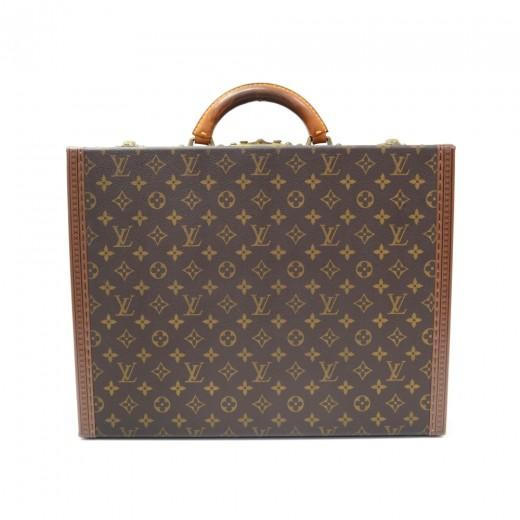 7f7657956f23 Vintage Louis Vuitton President Classeur Monogram Canvas Briefcase Trunk