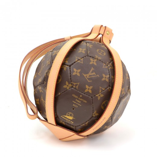 bf3745990253 Louis Vuitton Monogram Canvas 1998 France World Cup France Soccer Ball -  Limited Edition