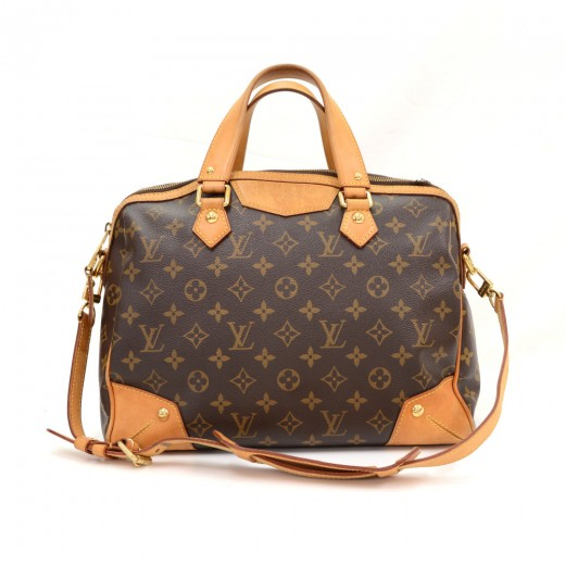 203f13b8441f Louis Vuitton Louis Vuitton Retiro PM Monogram Canvas 2 way Bag + ...