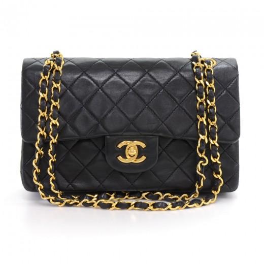 49646c790cd Vintage Chanel 2.55 Double Medium 9