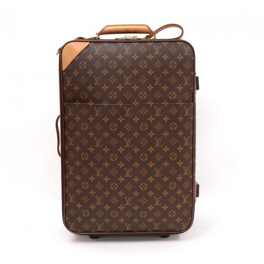 74c981e90924 Louis Vuitton Louis Vuitton Pegase 60 Monogram Canvas Travel Rolling ...