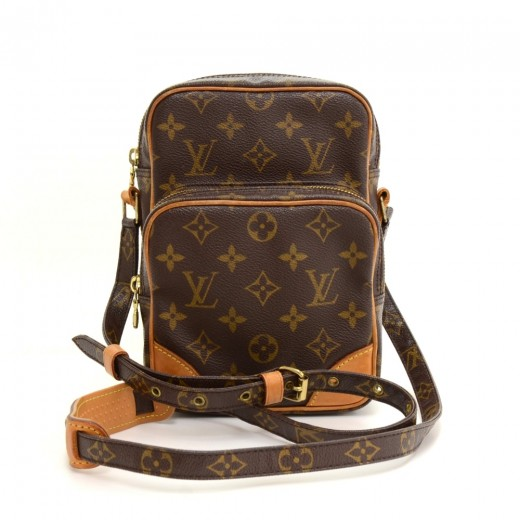 8e238cadf Louis Vuitton Louis Vuitton Amazone Monogram Canvas Messenger Bag
