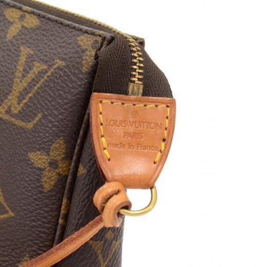 f01338ae5712 Louis Vuitton Louis Vuitton Brown Monogram Canvas Pochette ...