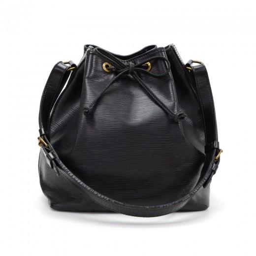 Louis Vuitton Vintage Louis Vuitton Petit Noe Red Epi Leather Shoulder Bag ekqhMUPOBl