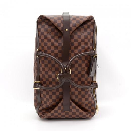 e0c0d601d37a Louis Vuitton Louis Vuitton Eole 50 Ebene Damier Canvas Travel ...