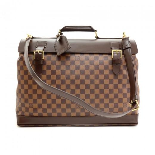 45469488f14e Louis Vuitton Louis Vuitton West End PM Ebene Damier Canvas Travel ...