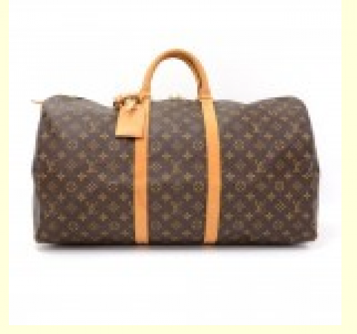 9b6b71aba8b4 Louis Vuitton Louis Vuitton Keepall 55 Monogram Canvas Duffle Travel ...