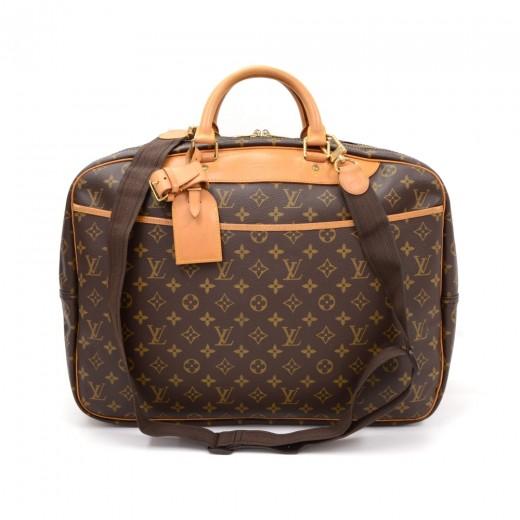 1a6abaedffa1 Louis Vuitton Louis Vuitton Alize 24 Heures Monogram Canvas Travel ...