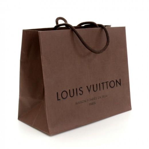 Louis Vuitton Louis Vuitton Small Shopping Bag e192693f55c