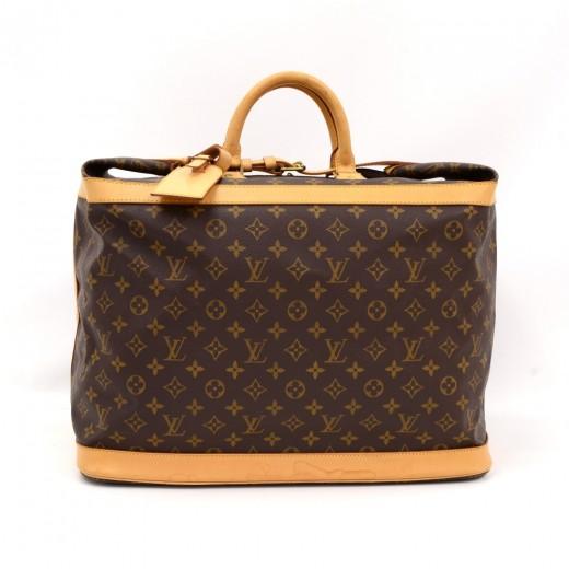 Louis Vuitton Louis Vuitton Cruiser 45 Monogram Canvas Large Travel ... 2d2e763724