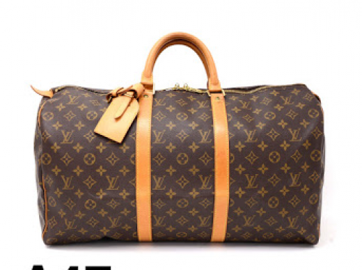 Louis Vuitton 47 Louis Vuitton Keepall 50 Monogram Canvas Duffle ... 53b209f889d3c