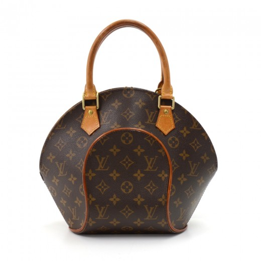 0fb4fbf8f868 Louis Vuitton Vintage Louis Vuitton Ellipse PM Monogram Canvas Hand ...