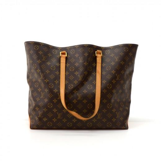 0b7051247314 Louis Vuitton Louis Vuitton Cabas Alto XL Monogram Canvas Shoulder ...