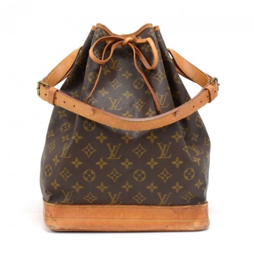 924e9cb87 Louis Vuitton Vintage Louis Vuitton Noe Large Monogram Canvas ...