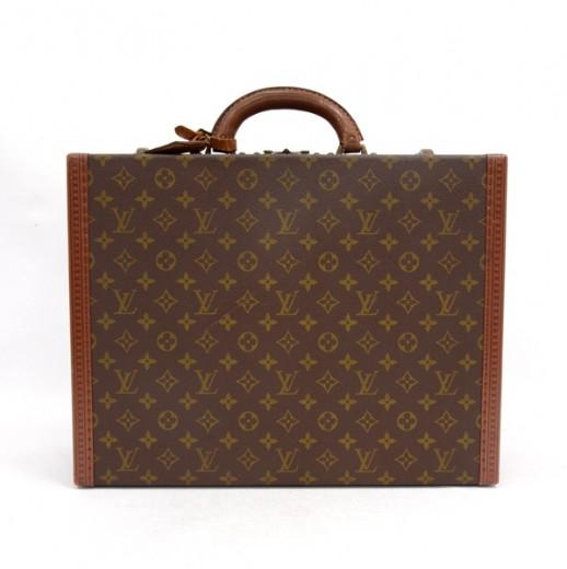 7b17004294a4 Louis Vuitton Louis Vuitton Vintage Brown Monogram Canvas Travel ...