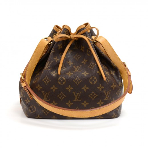 578ea111a543 Louis Vuitton Vintage Louis Vuitton Petit Noe Monogram Canvas ...