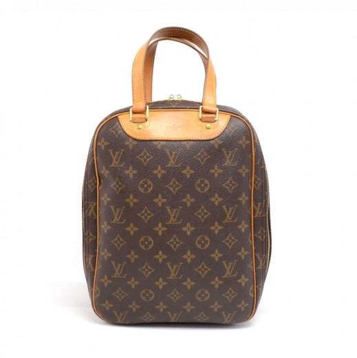 e31c4fc3 Louis Vuitton Louis Vuitton Excursion Monogram Canvas Travel Hand Bag