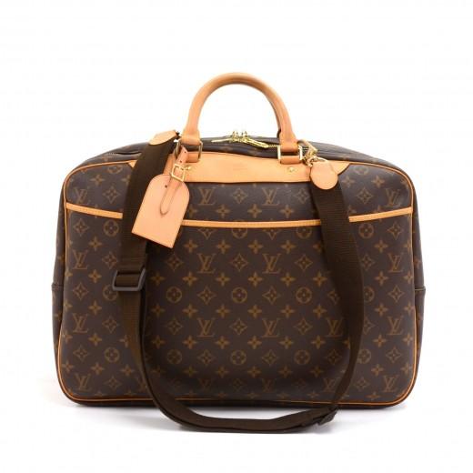 Louis Vuitton Louis Vuitton Alize 2 Poches Monogram Canvas Travel ... 64aba5c816704