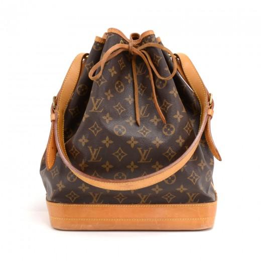 4c2081df7c37 Louis Vuitton Vintage Louis Vuitton Noe Large Monogram Canvas ...