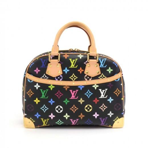 7b15811e7a0f Louis Vuitton Louis Vuitton Trouville Black Multicolor Monogram ...