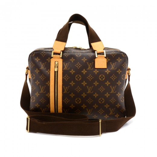 a9565b8f13fcc Louis Vuitton Louis Vuitton Sac Bosphore Monogram Canvas Shoulder Bag