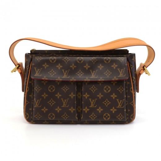 Louis Vuitton Louis Vuitton Viva Cite GM Monogram Canvas Shoulder Bag 7cdc59c0c5
