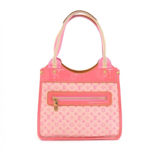 factory authentic really comfortable new authentic Louis Vuitton Louis Vuitton Sac Kathleen Rose Pink Mini ...