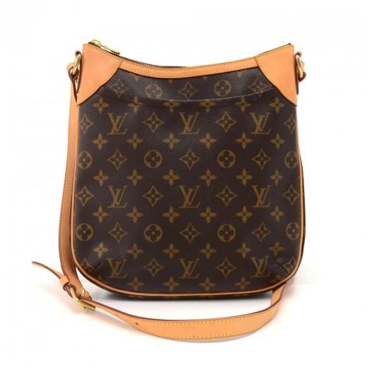 f8c7ace75a1 Louis Vuitton Louis Vuitton Odeon PM Monogram Canvas Shoulder Bag