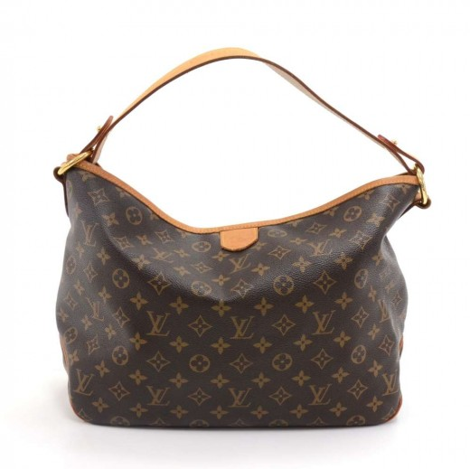 1b262954b224 Louis Vuitton Louis Vuitton Delightful PM Monogram Canvas Shoulder ...