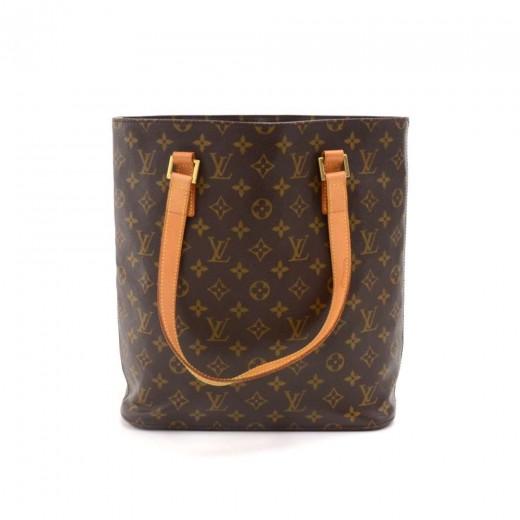 7d9eb34b2f531 Louis Vuitton Louis Vuitton Vavin GM Monogram Canvas Tote Bag