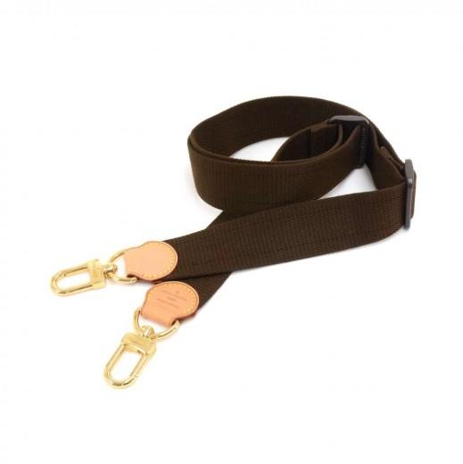 335406277fa4 Louis Vuitton Louis Vuitton Brown Textile Adjustable Shoulder   ...