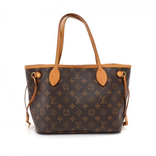 e4b0834af6d Louis Vuitton Louis Vuitton Neverfull PM Monogram Canvas Shoulder ...