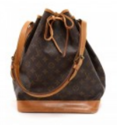 312c86a0b81f Louis Vuitton 92 Louis Vuitton Noe Large Monogram Canvas Shoulder Bag