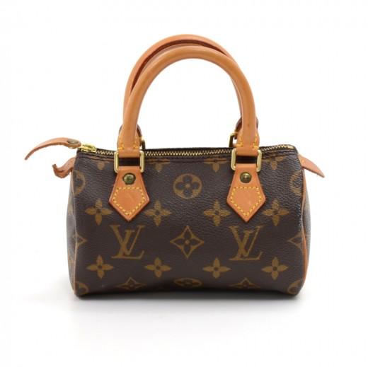 18879d82975e3 Louis Vuitton Louis Vuitton Mini Speedy Sac HL Monogram Canvas ...