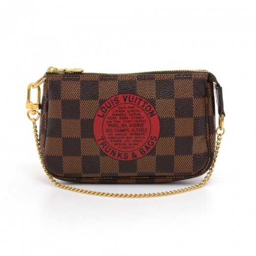 393a97739e Louis Vuitton Louis Vuitton Mini Pochette Accessoires Trunks & Bags ...