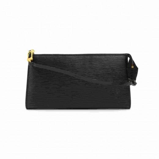 e60bbd1ce0be3 Louis Vuitton Vintage Louis Vuitton Pochette Accessoires Black Epi ...
