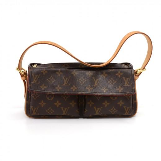 d83b5d3faf54 Louis Vuitton Louis Vuitton Viva Cite MM Monogram Canvas Shoulder Bag
