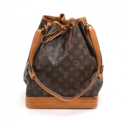 240602a7962a Louis Vuitton Vintage Louis Vuitton Noe Large Monogram Canvas ...