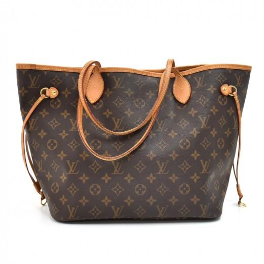 c4f349c7900d Louis Vuitton Louis Vuitton Neverfull MM Monogram Canvas Shoulder ...