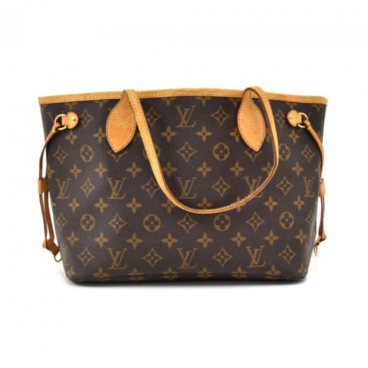 f6cfe47d74 Louis Vuitton Louis Vuitton Neverfull PM Monogram Canvas Shoulder ...